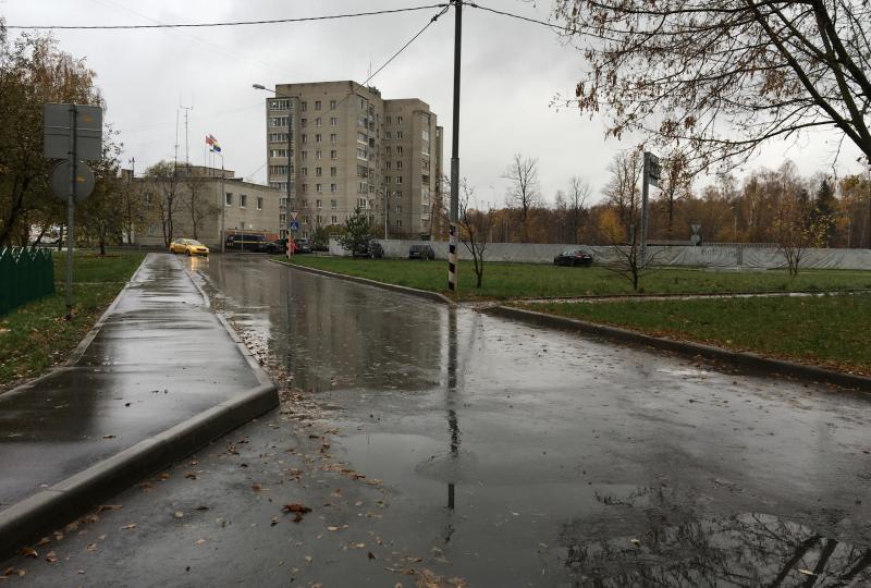 Асфальт по двум адресам отремонтируют в поселении Щаповское