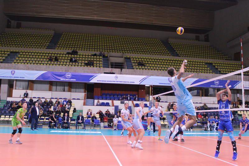 Финальные игры Первенства Москвы по волейболу посетят спортсмены из Краснопахорского