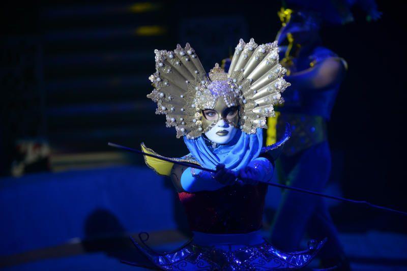Путешествие от оперы к мюзиклу и остросюжетные романы: афиша мероприятий Новой Москвы на выходные