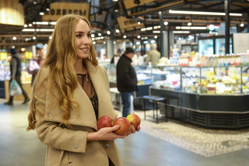 Двухэтажный торговый центр «Свежий рынок Московский» появился в ТиНАО