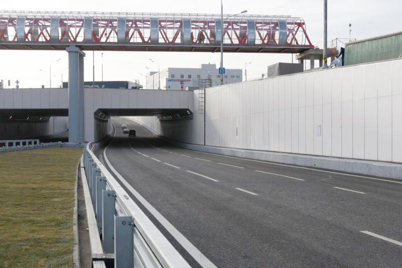 Более 90 километров дорог построили в Новой Москве за шесть лет