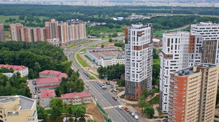 Проект строительства социальных объектов утвердили в Коммунарке