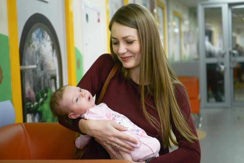 Мамы из Новой Москвы смогут воспользоваться услугами центра «Мои документы»