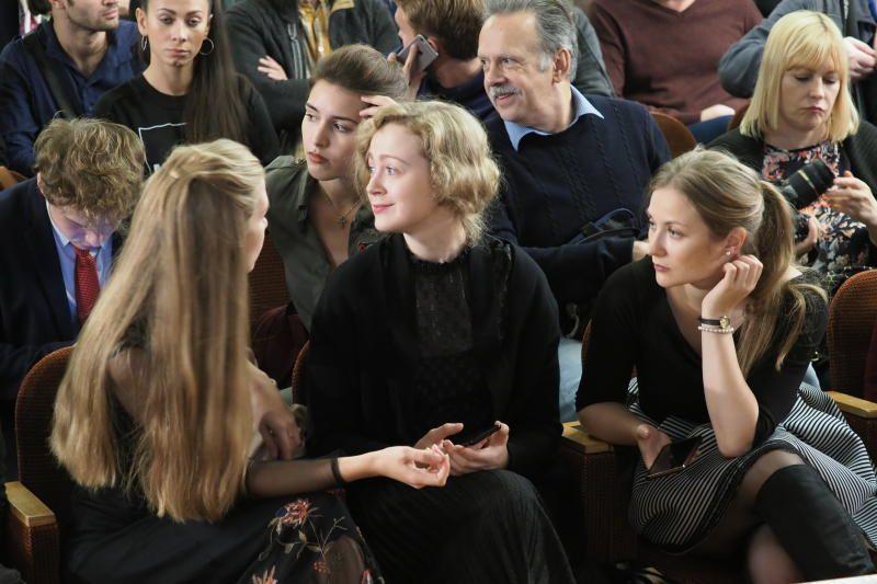 Жители Филимонковского попробуют себя в роли оперных певцов. Фото: Антон Гердо, «Вечерняя Москва».