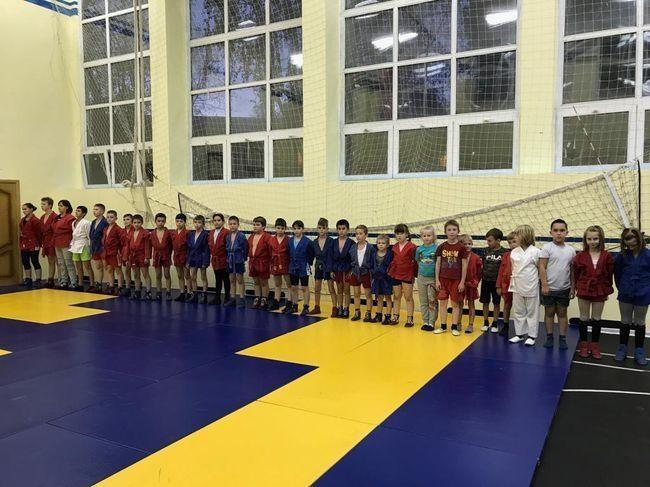 Спортсмены из Роговского выступят на окружном турнире по самбо