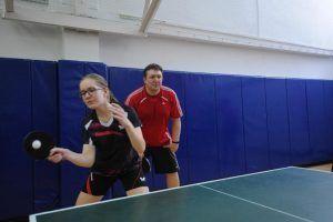 Соревнования по настольному теннису пройдут в поселении Кокошкино. Фото: архив, «Вечерняя Москва»
