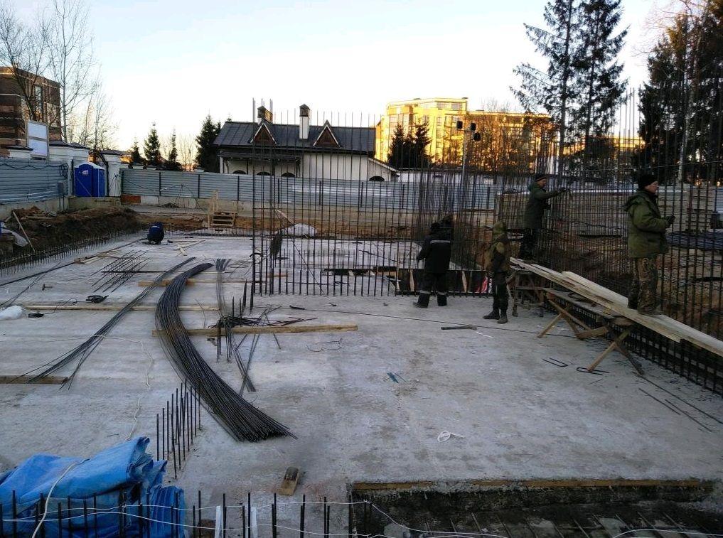 Церковный дом построят у храма Живоначальной Троицы
