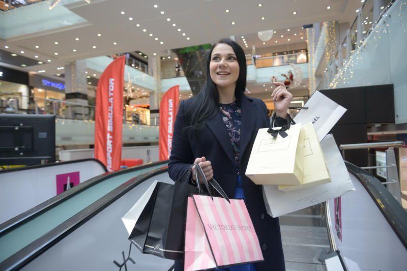 Торгово-деловой комплекс возвели в Сосенском