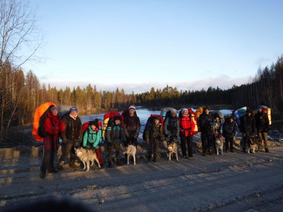 Юные туристы из Вороновского посмотрели Карельскую природу. Фото: официальный сайт школы №2073