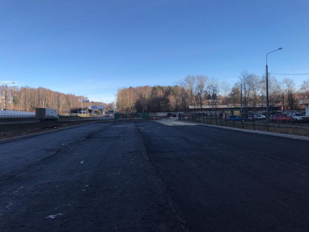 Новую парковку обустроят в микрорайоне Солнцево-Парк