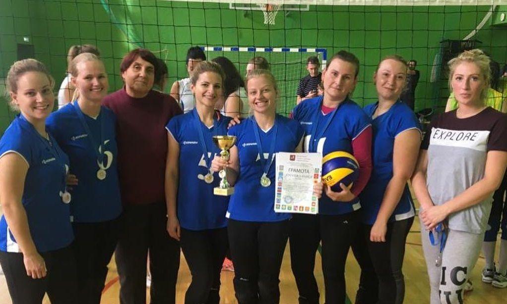 Окружные отборочные соревнования по волейболу проведут в Вороновском