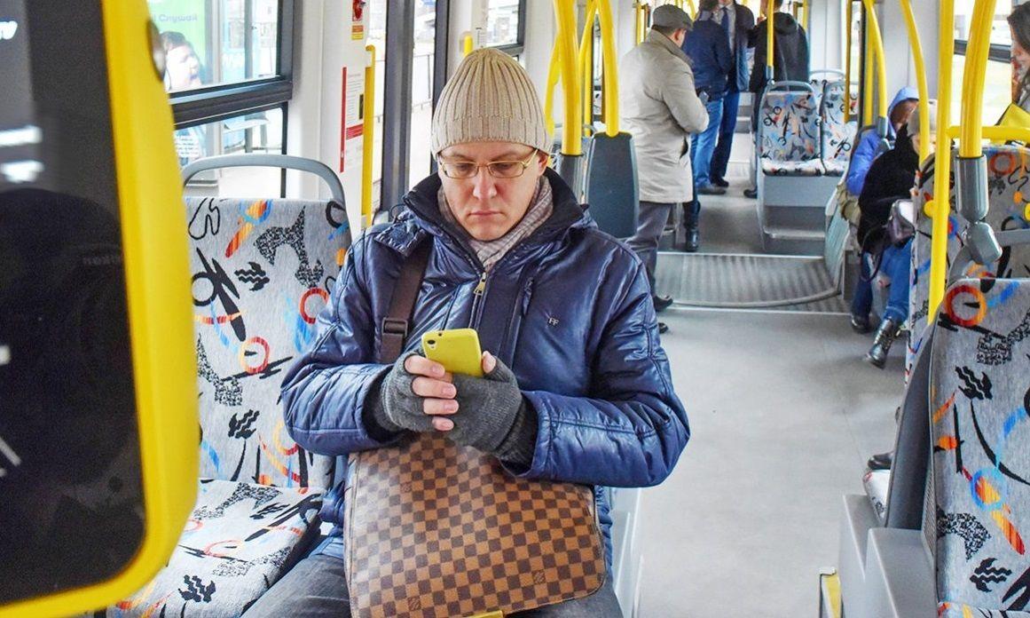 Пассажиры наземного транспорта 15 миллионов раз воспользовались бесплатной сетью Wi-Fi