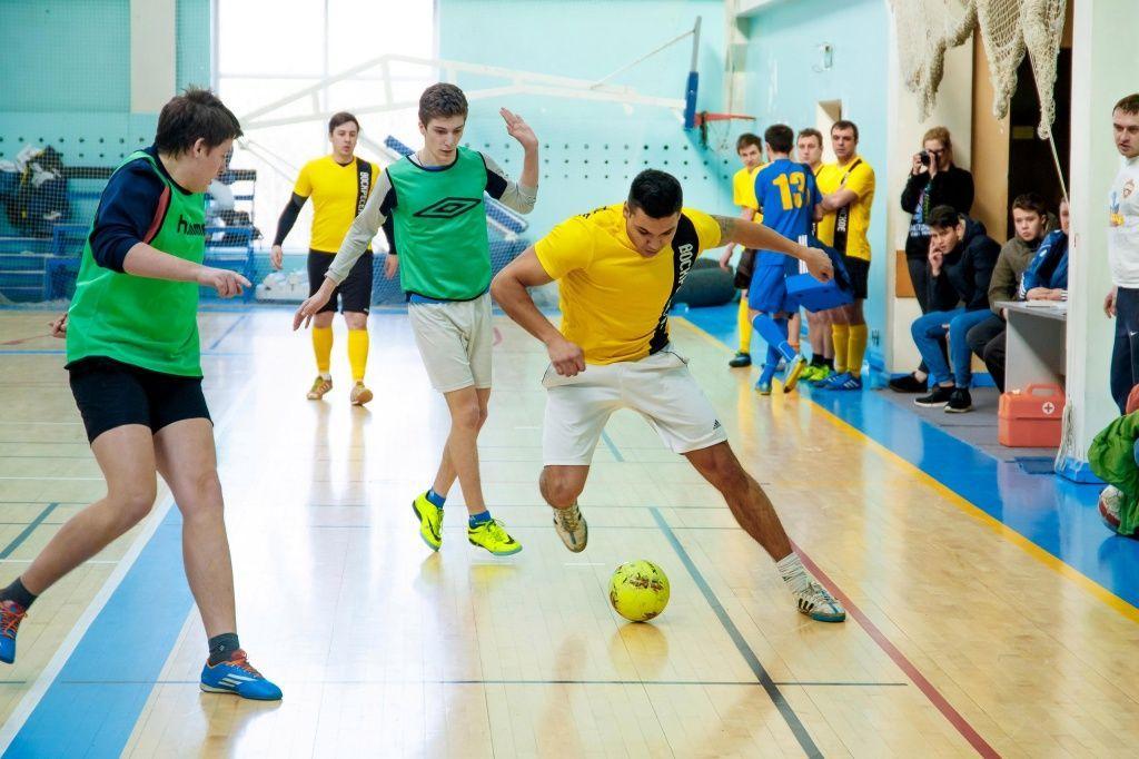 Атлеты из Воскресенского сразятся на турнире по мини-футболу