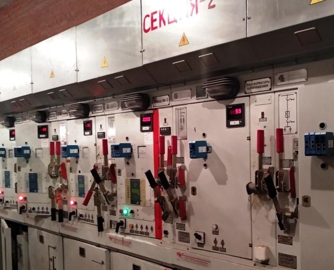 Первый распределительный пункт обеспечит надежное электроснабжение в Сосенском