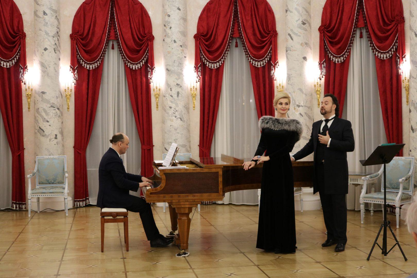 Концерт в Остафьеве. Фото: Наталья Палюхевич