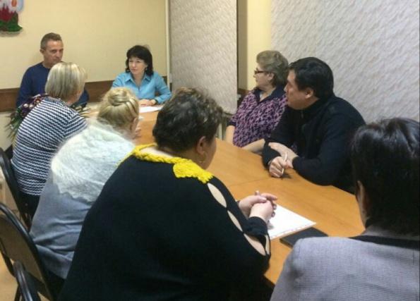 Собрание Совета депутатов состоится в поселке Щапово