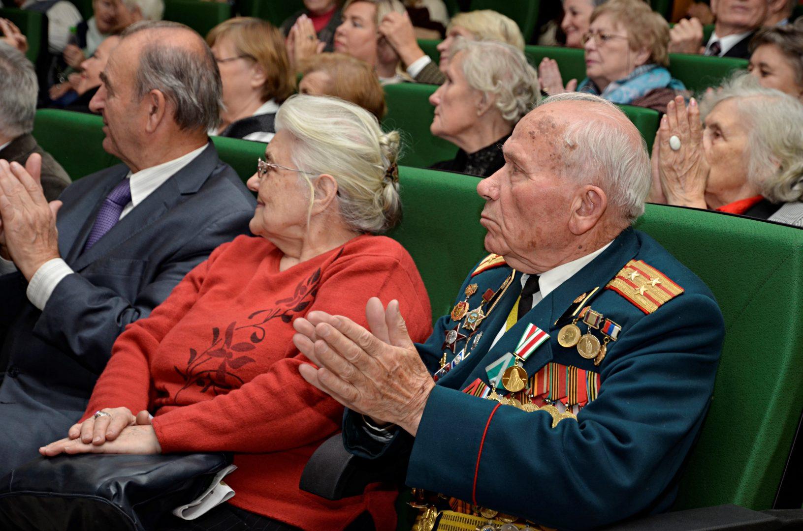 Собянин поздравил ветеранов с годовщиной контрнаступления в Битве за Москву. Фото: архив