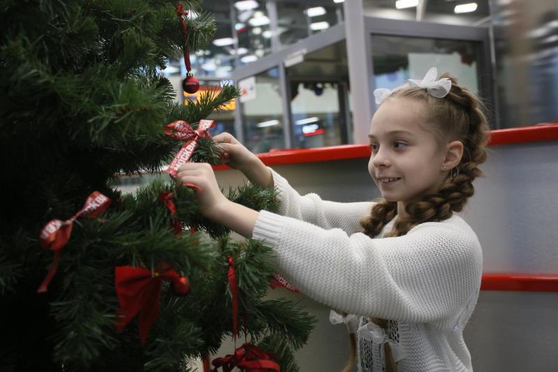 Московское центральное кольцо начало подготовку к Новому году