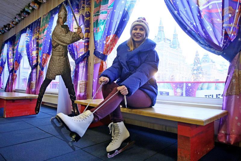 Активным москвичам предложили выбрать лучшую ледовую площадку
