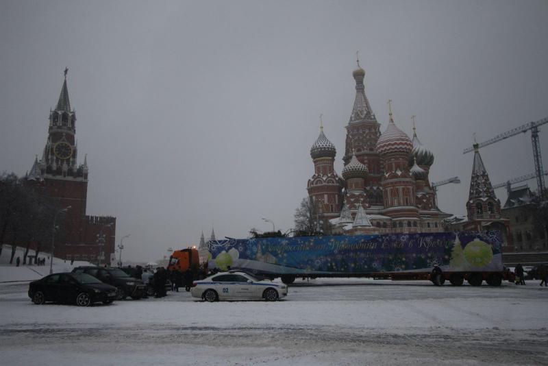 Водителей попросили заранее планировать маршрут с учетом перекрытий 26 декабря