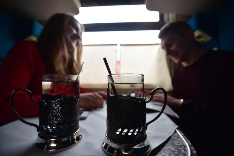 Более 70 тысяч человек встретят Новый год в поездах