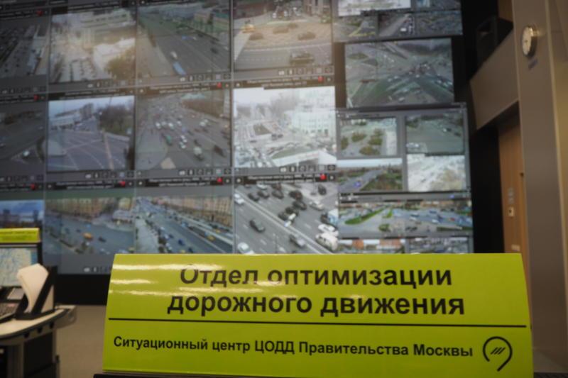 Водителей предупредили о заторах около торговых центров
