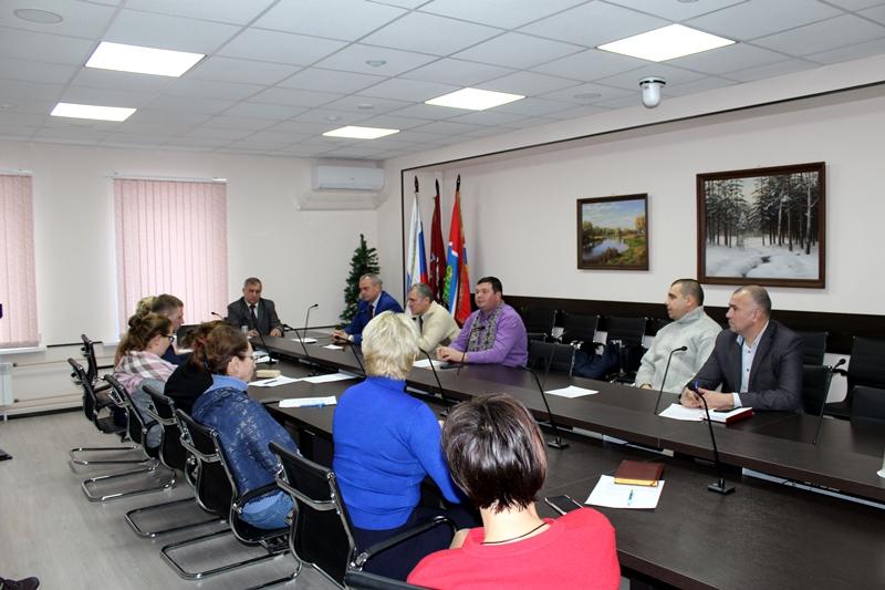 Сотрудник ОНК УВД по ТиНАО принял участие в заседании Антинаркотической комиссии
