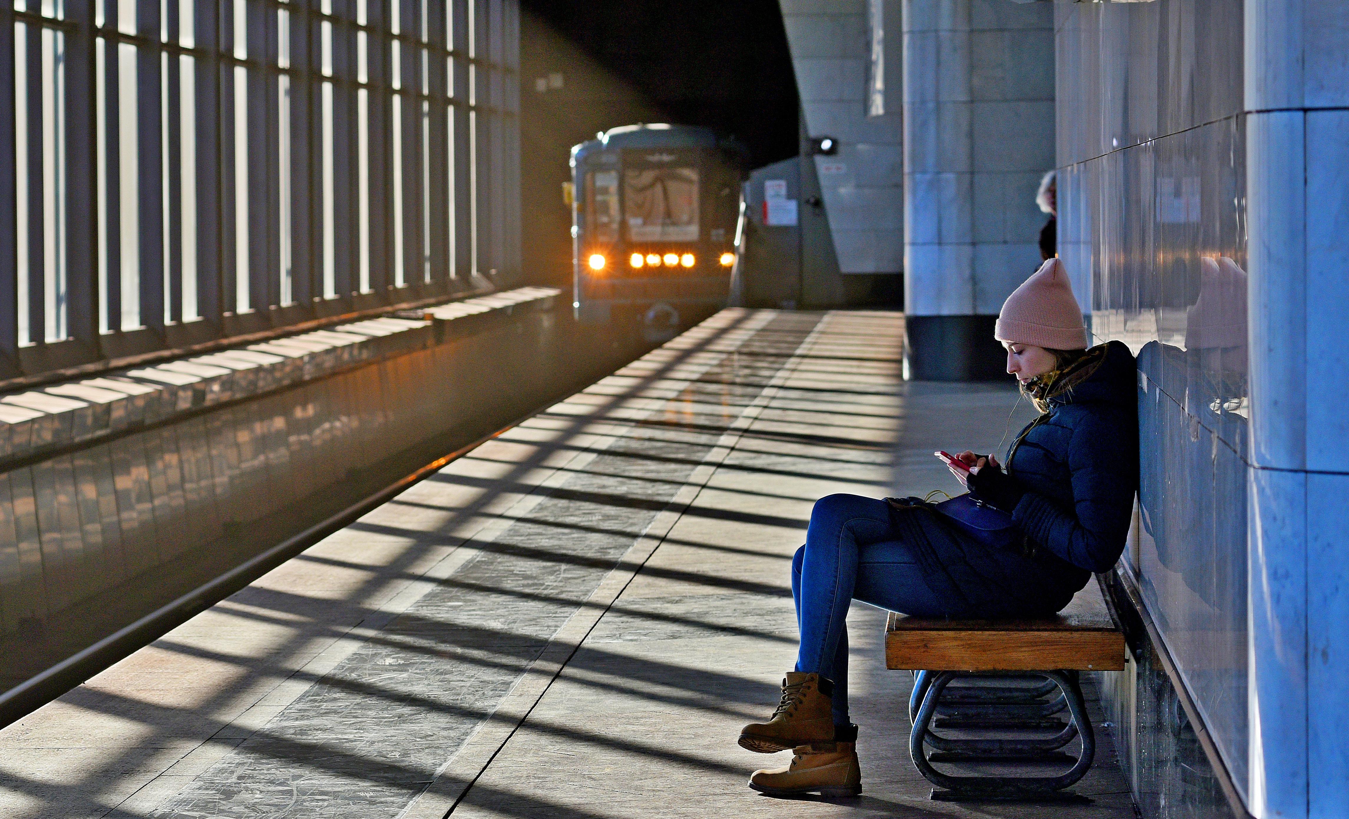 Московское метро получило более 70 станций за восемь лет