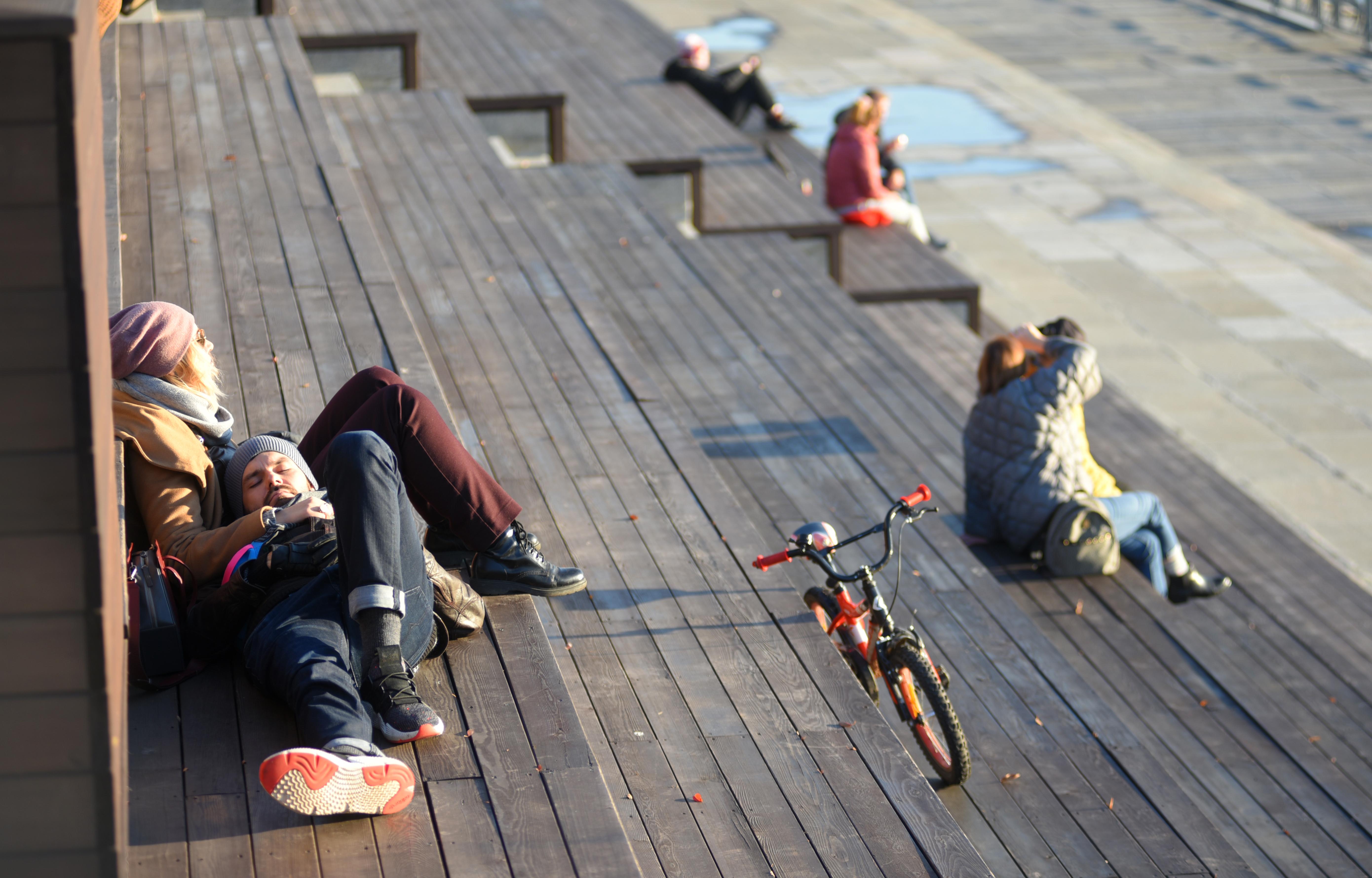 Власти Москвы планируют расширить сеть станций велопроката