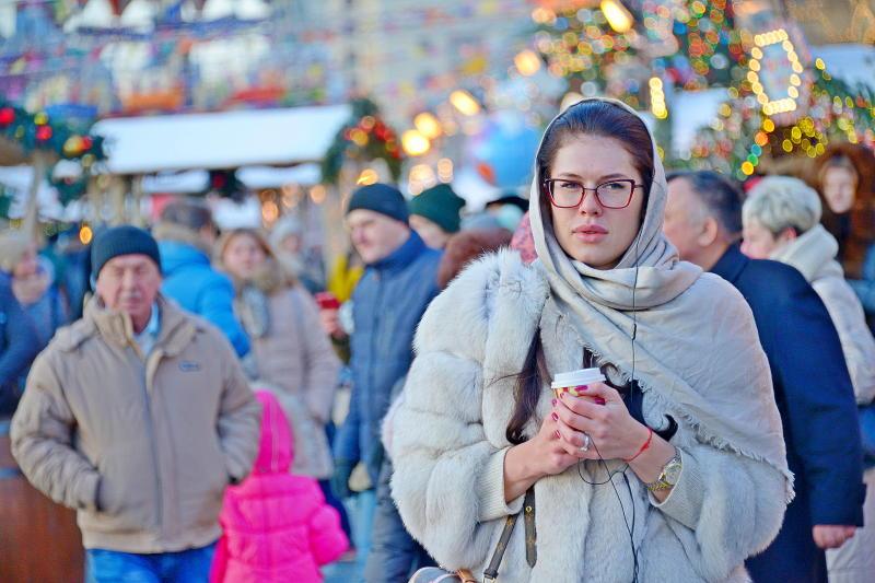 На выходных в Москве температура упадет до минус 14 градусов