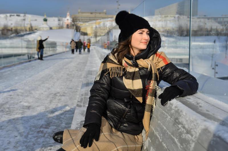 Жителям Москвы пообещали снег и гололедицу