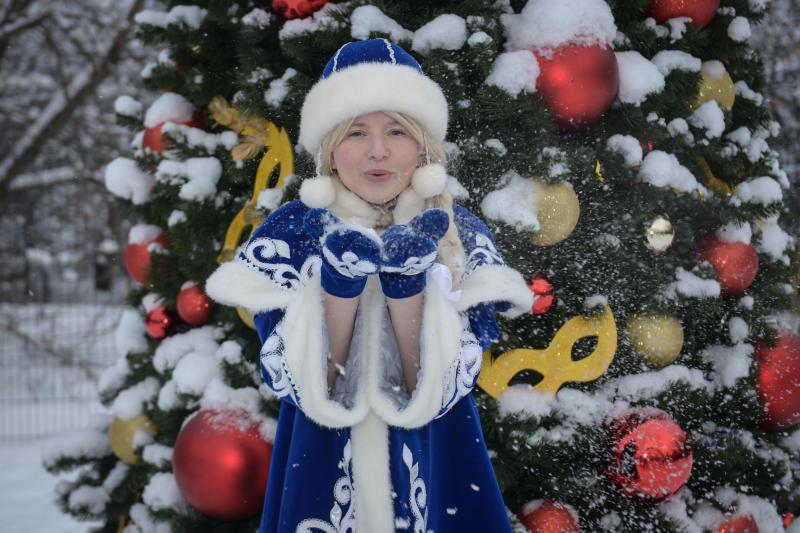 Комфортная погода ждет москвичей в канун Нового года