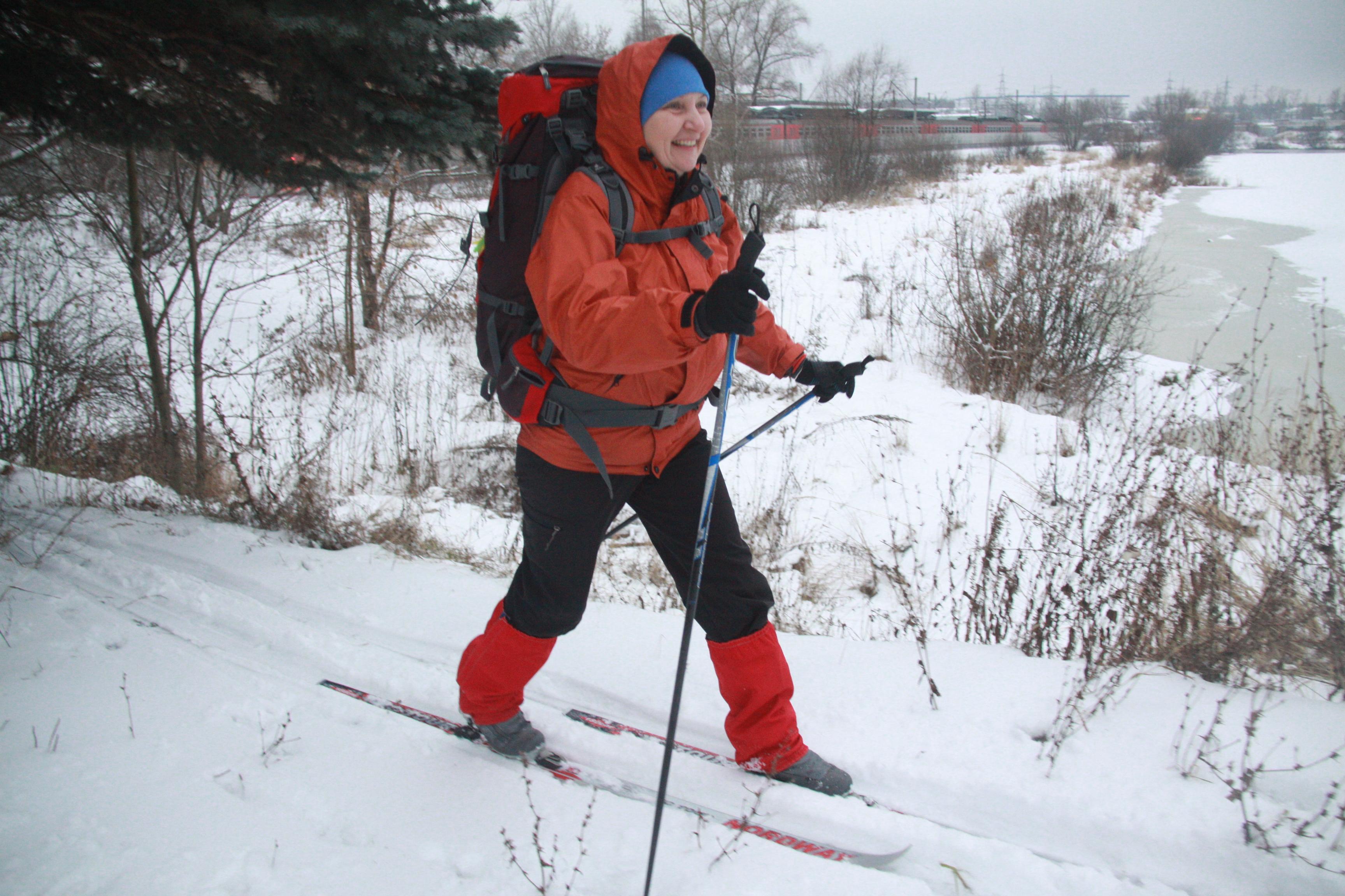 Лыжи для «чайников»: инструкция по применению