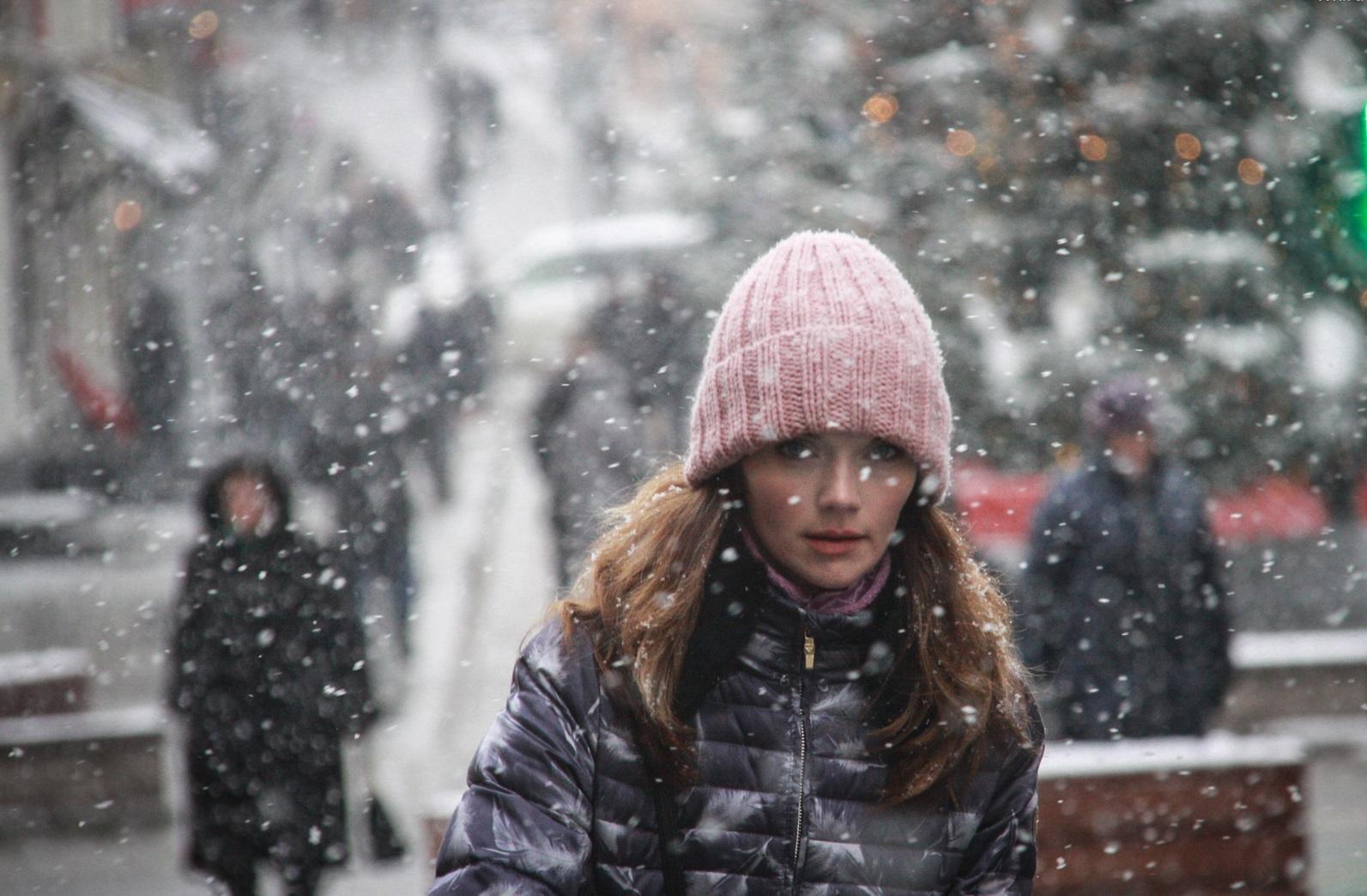Снежные выходные пообещали москвичам