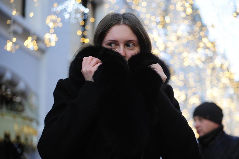 Морозный вторник пообещали москвичам