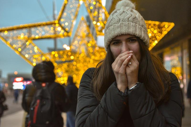 Ночная температура в Москве опустится до минус 13 градусов