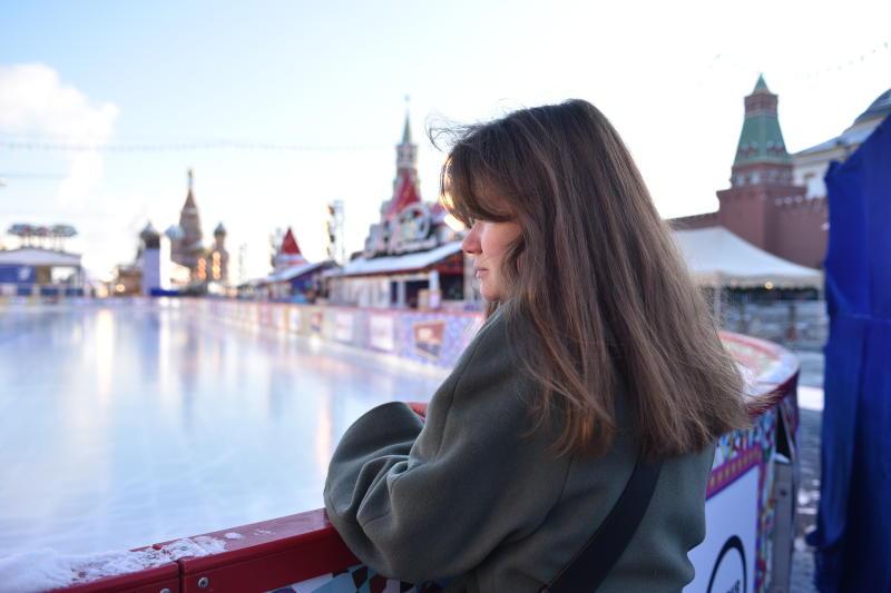 Москвичей ожидает похолодание на выходных. Фото: Пелагия Замятина