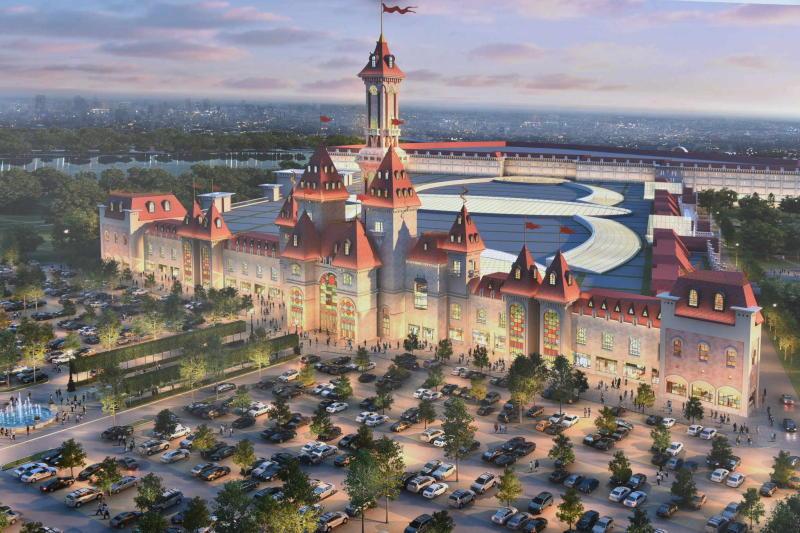 В Москве создадут копию «Дома костей» архитектора Антонио Гауди