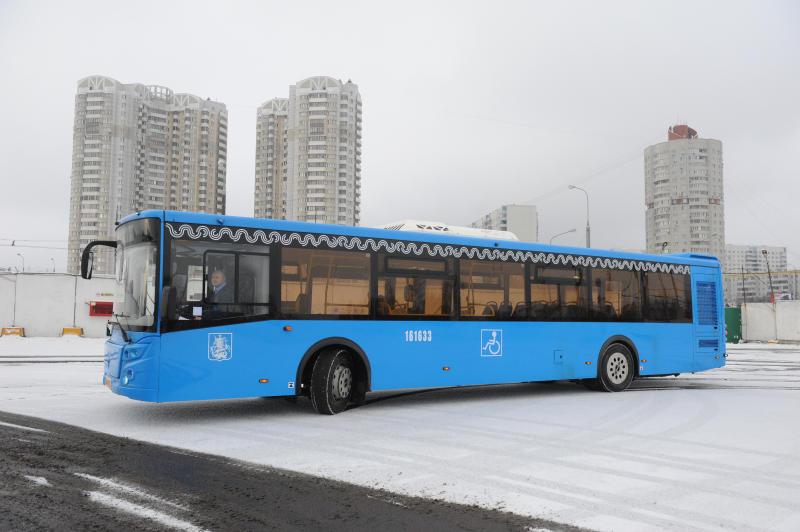 Маршрут автобуса изменили в Троицке