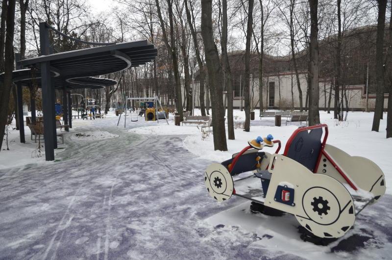 Результаты программы благоустройства дворов подвели в Щапово