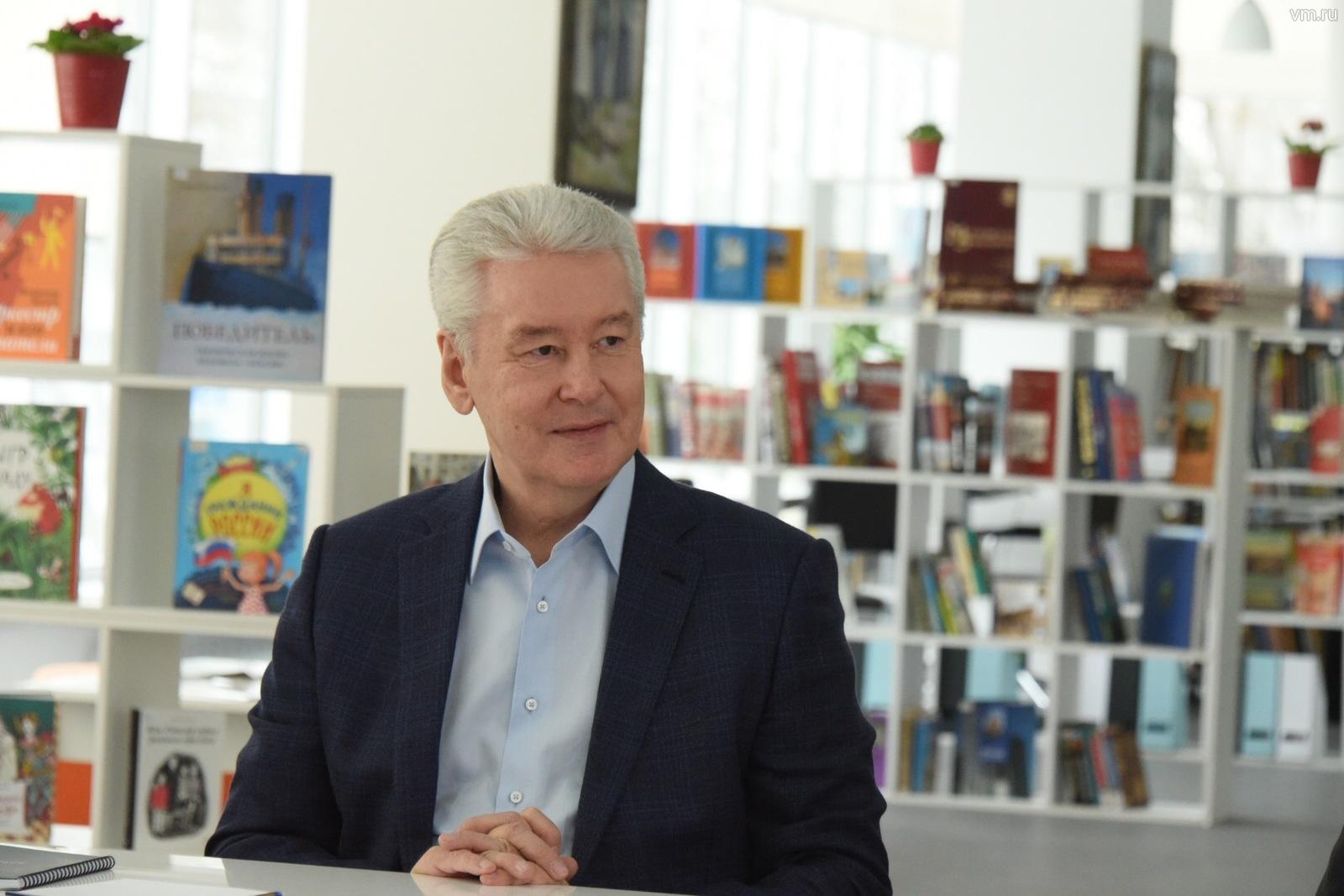 Москвичи смогут использовать единый читательский билет в библиотеках Москвы. Фото: Владимир Новиков, «Вечерняя Москва»