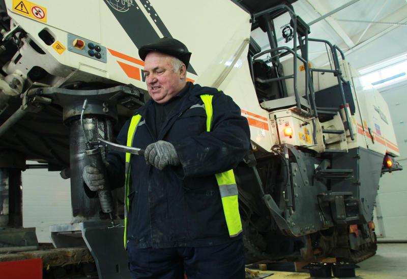 Ремонт асфальтобетонного покрытия в 2019 году запланировали в Михайлово-Ярцевском