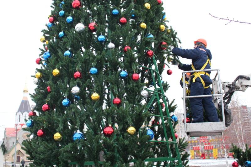 Улицы Кокошкина украсят к новогодним праздникам