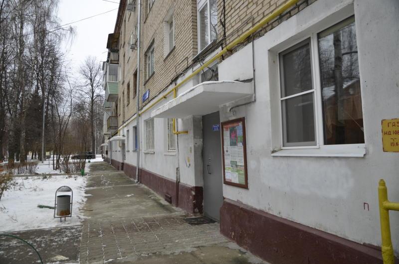 Фасады жилого дома в Кокошкине обновят в 2019 году