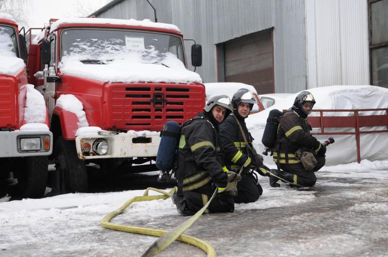 Две пожарные части создадут в Новой Москве