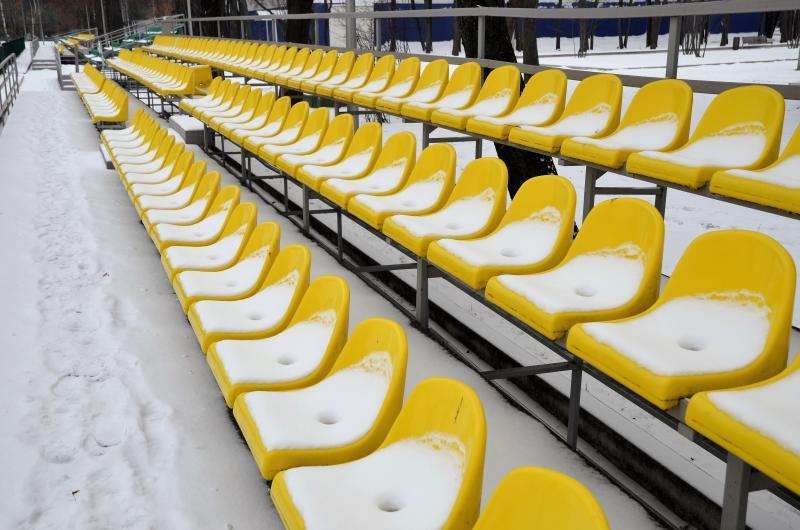 Футболисты Вороновского проведут матч на льду