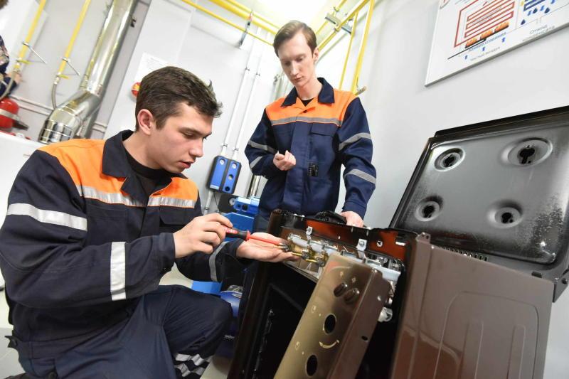 Систему газоснабжения отремонтируют в 21 доме Новой Москвы
