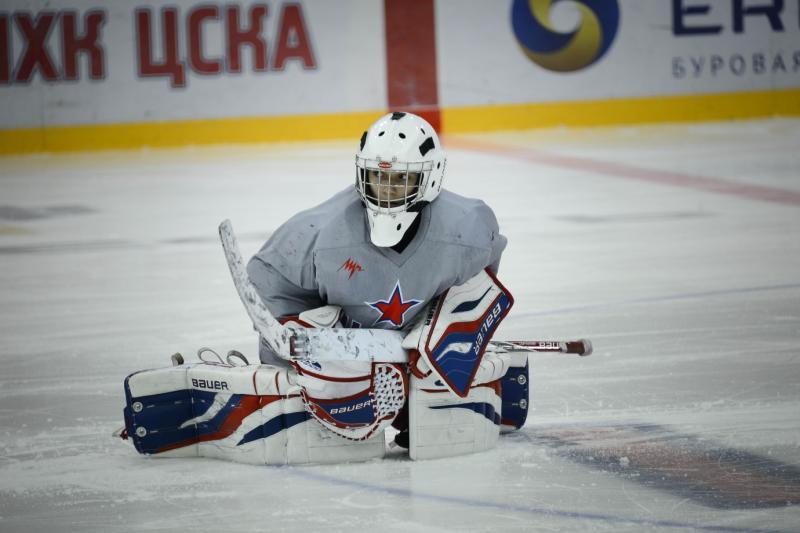 Трус не играет в хоккей: спортсмены из Сосенского выступят в матче