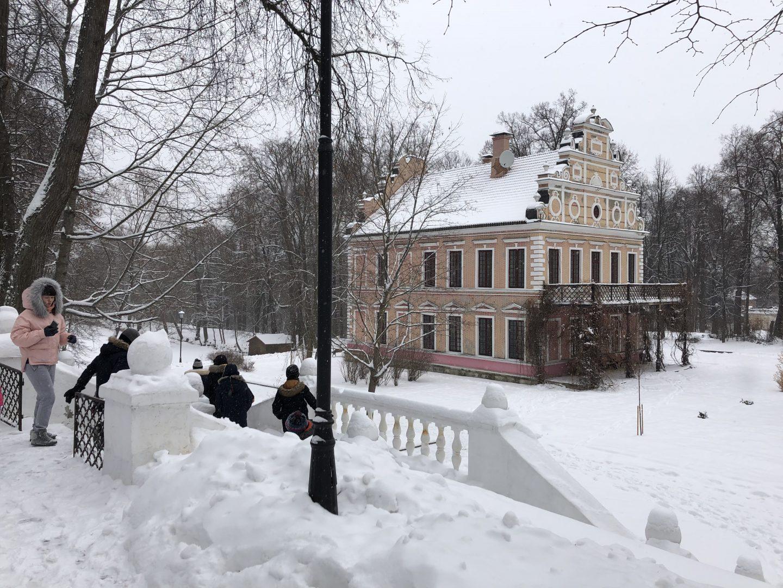 Голландский домик на территории Вороновской усадьбы. Фото: Нелли Казарян
