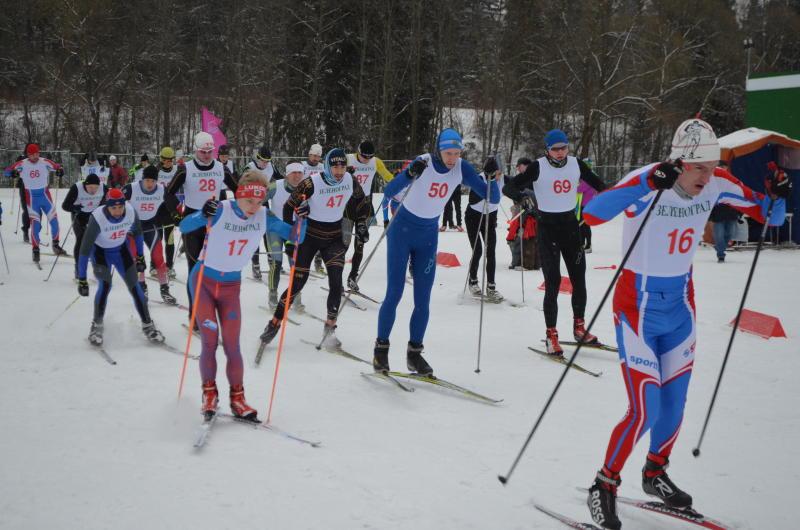 Спортивную тренировку организуют в Троицке